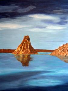 Paysage désert 1
