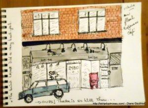 Rue Notre-Dame.