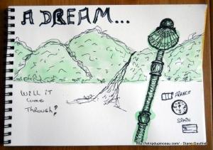 Un rêve... St-Jacques de Compostelle