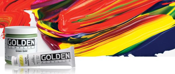 Golden Paints