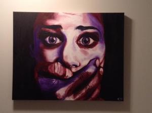 toile acrylique