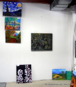 Atelier peintre
