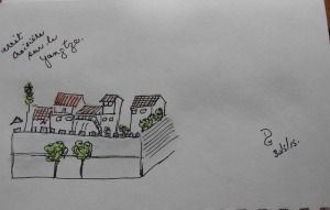 Sketch CHINE