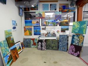 Espace-atelier au Centre des Arts de Montréal