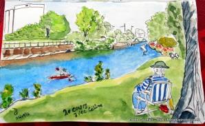 Canal Lachine, 6 juin '16