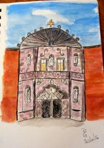 Templo Nuestra Snra de la Salud
