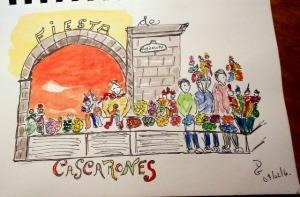 Fiesta de Cascarones - Carnaval