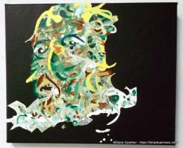 Le Mutant - Acrylique 8 x 12