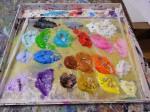 Acrylique couleurs