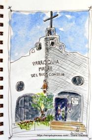 Église à Torremolinos