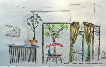 Café Bloom - avant rencontre 21 juin '17