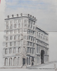 Hotel Place d'Armes 10 août '16