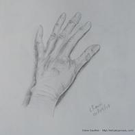 Ma main pour la dernière fois - 1er sept '71