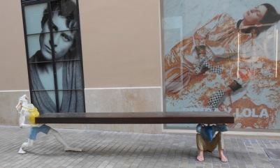 L'art court les rues à Malaga