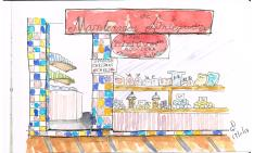 Pop-Up pour le temps des Fêtes, la boutique de Mantecados
