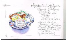 Spécialités du temps des Fêtes Mantecados