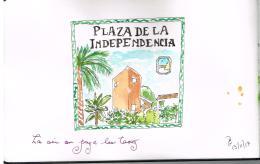 Carnet voyage 17 Plaza Independencia 2