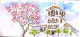 Église Cristo Resucitado, Quartier Calvario