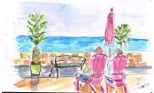 El Gato Lounge - Paseo Maritimo - un de mes préférés