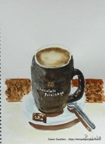 Un bon café !