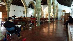 L'intérieur de l'Ermita